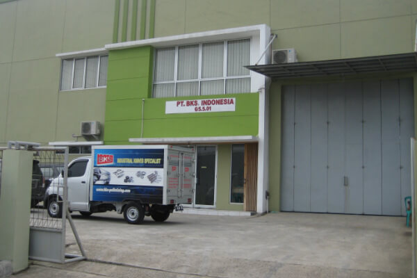 Bureaux BKS en Indonésie