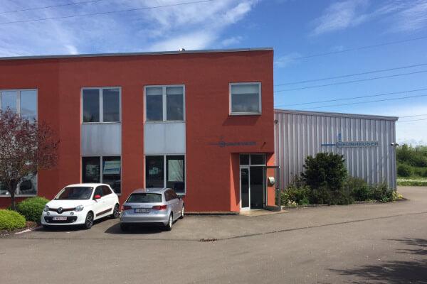 Bureaux BKS au Luxembourg