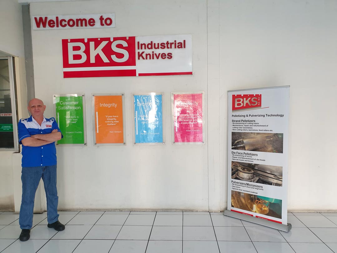 Let's meet Albert, Country Manager at BKS Indonesia
