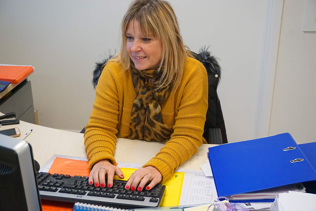 Let's meet Natacha, Internal Sales Representative at BKS