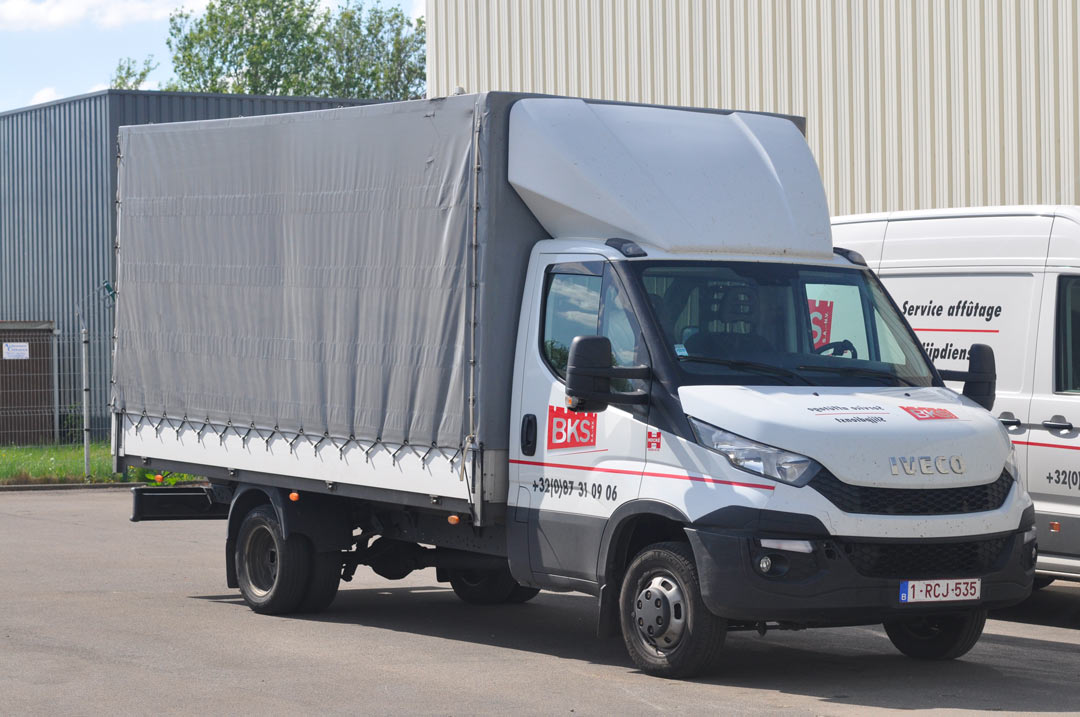 BKS:  Your knives grinding partner with own integrated logistics!