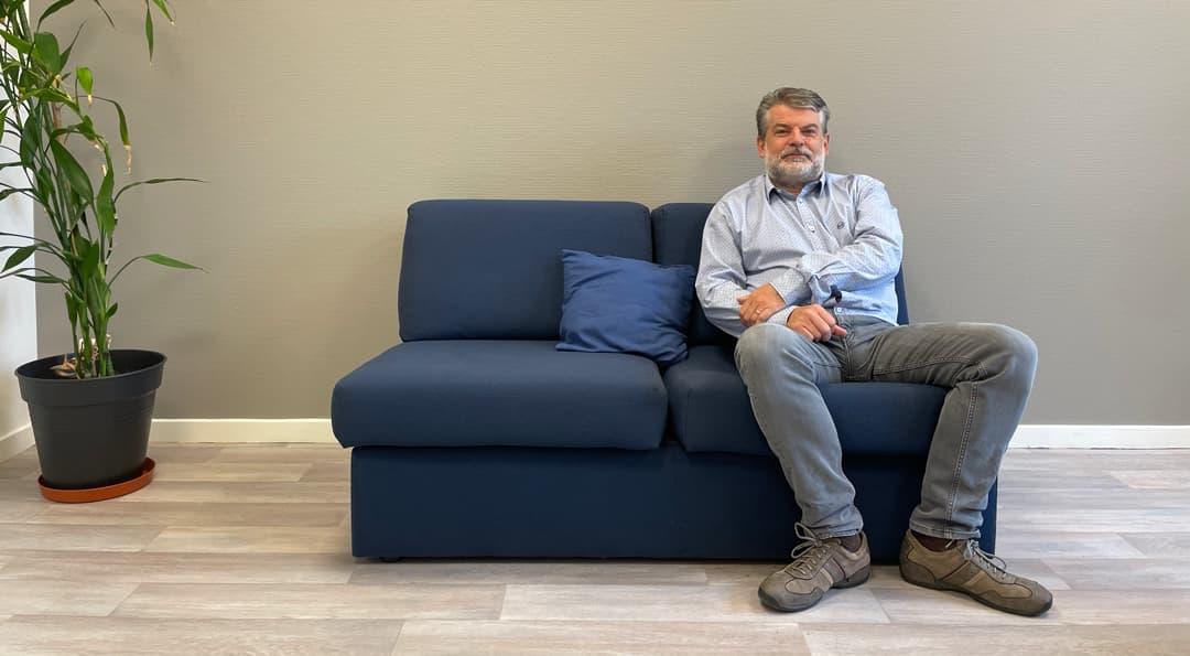 Let's meet Frédéric, Accountant at BKS Belgium